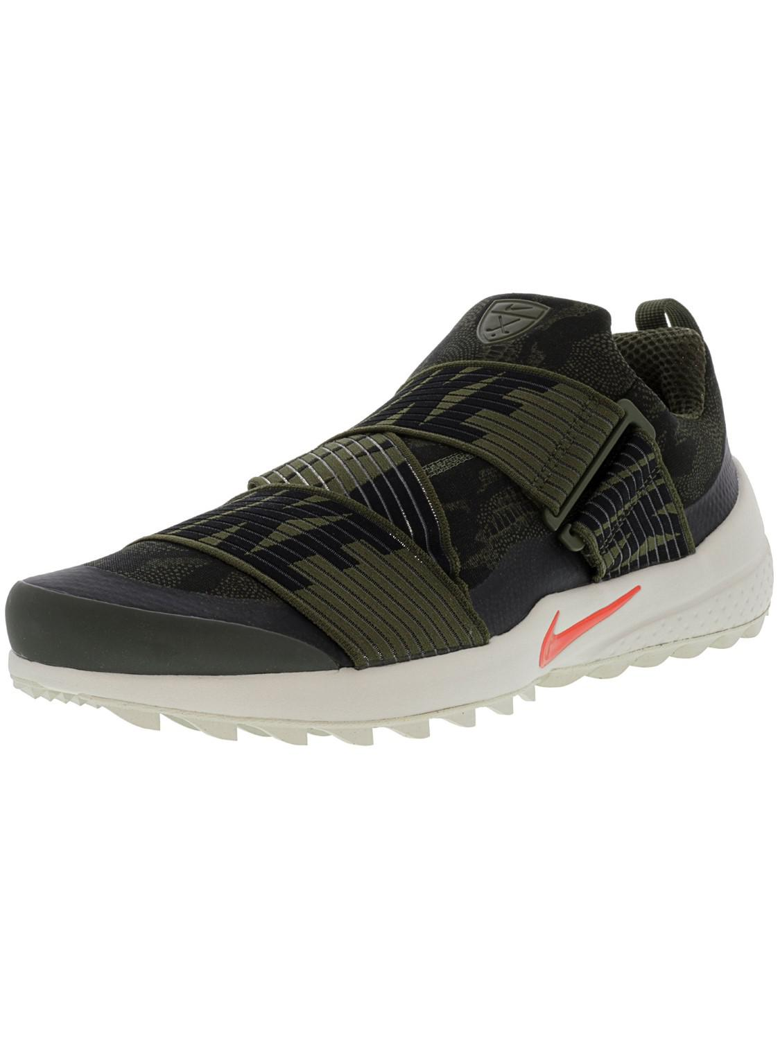 70773b60c7c4 Lyst - Nike Air Zoom Gimme Cargo Khaki   Black Light Bone Ankle-high ...