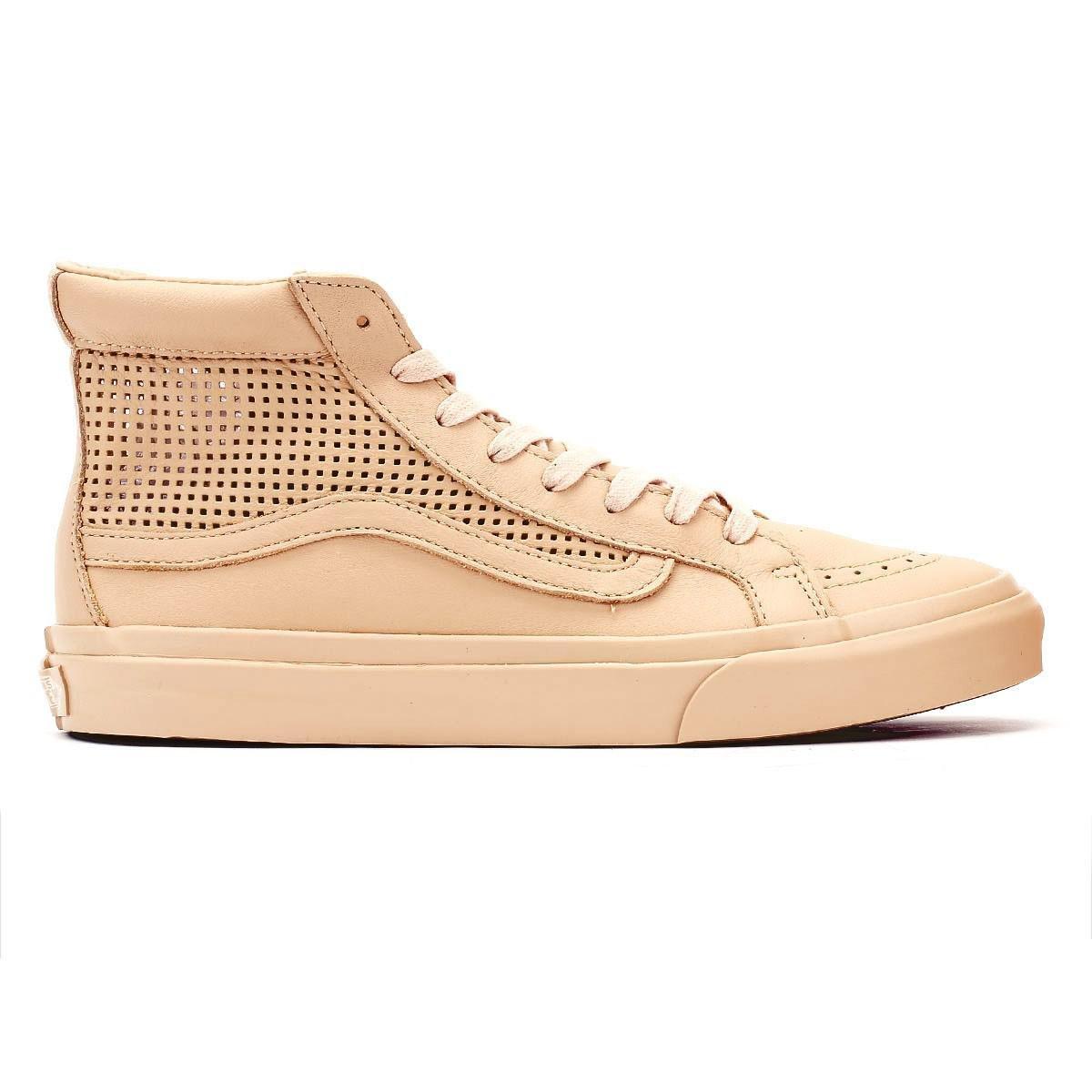 24c0ff980680ca Lyst - Vans Unisex Sk8-hi Slim Cutout Square Perf Dx Sneaker ...