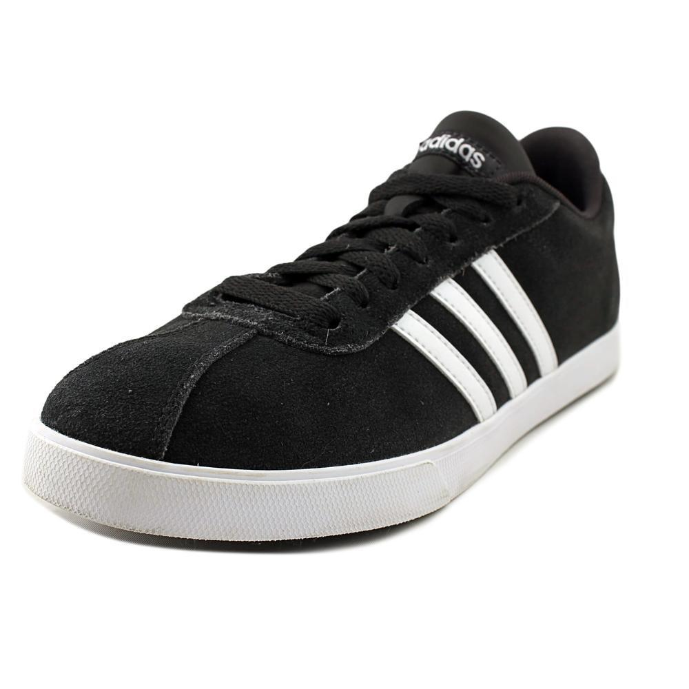 buy popular 0bec7 b99f7 Lyst - Adidas Courtset Sneakers Shoes in Black for Men