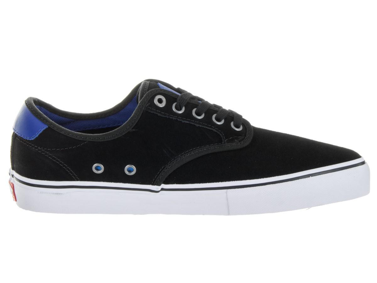 3f012c9a8f Lyst - Vans Chima Ferguson Pro (real Skateboards) Bk trbl Skate Shoe ...