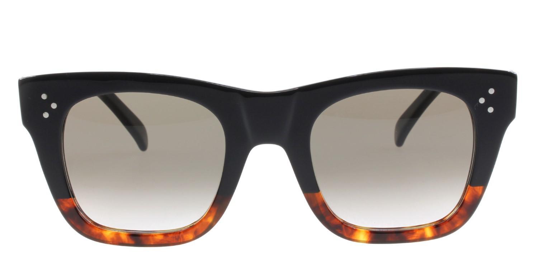3657891a7f6 Lyst - Céline Sunglasses 41089  s 0fu5 Blackhavanatort