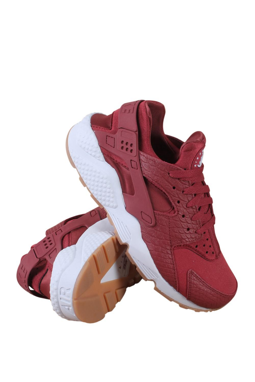 12dc3aa49d22 Lyst - Nike 859429-600 Women W Air Huarache Run Se Cedar Gum Yellow ...