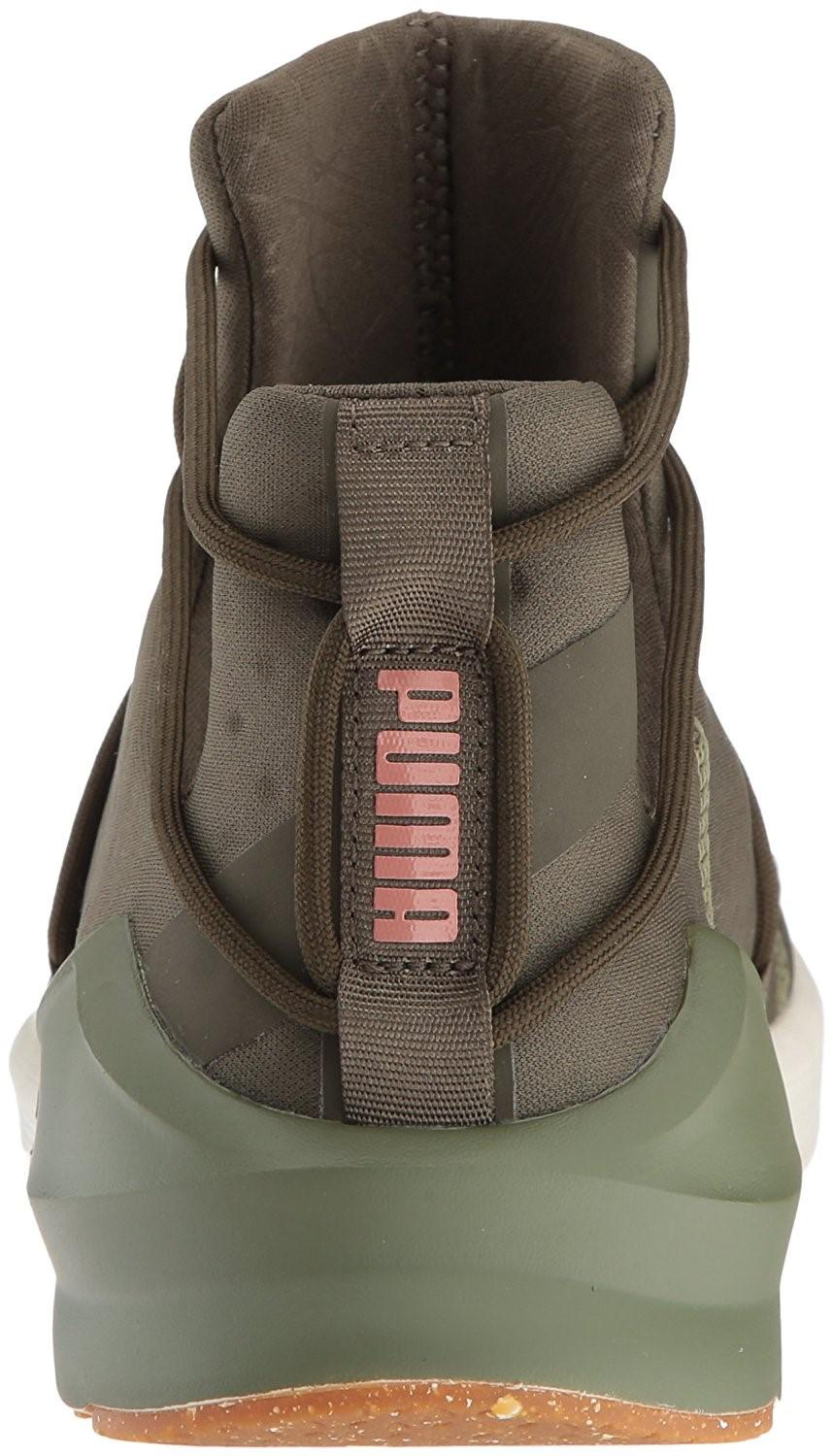 aebbf72a160d Lyst - PUMA 190136-01 Fierce Rope Vr Wn  s Olive Night whisper in Green