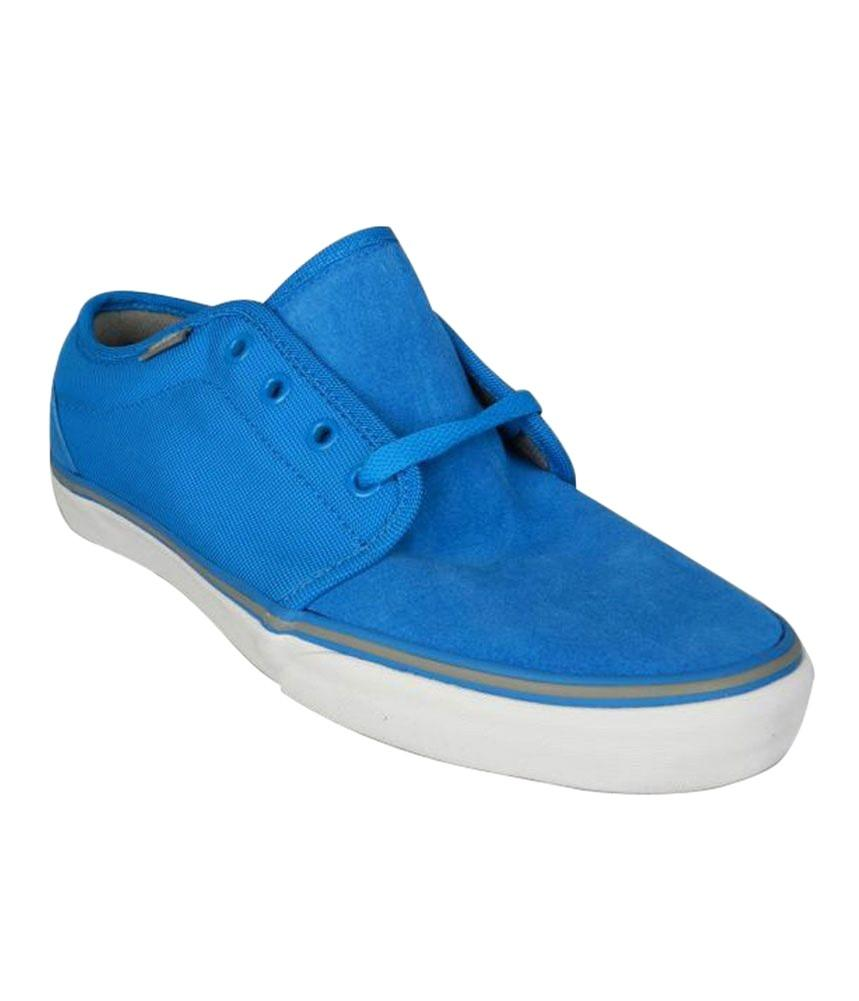Lyst - Vans Lxvi 106 Vulcanized Mlx Sneakers in Blue for Men - Save 14% 1a520e404