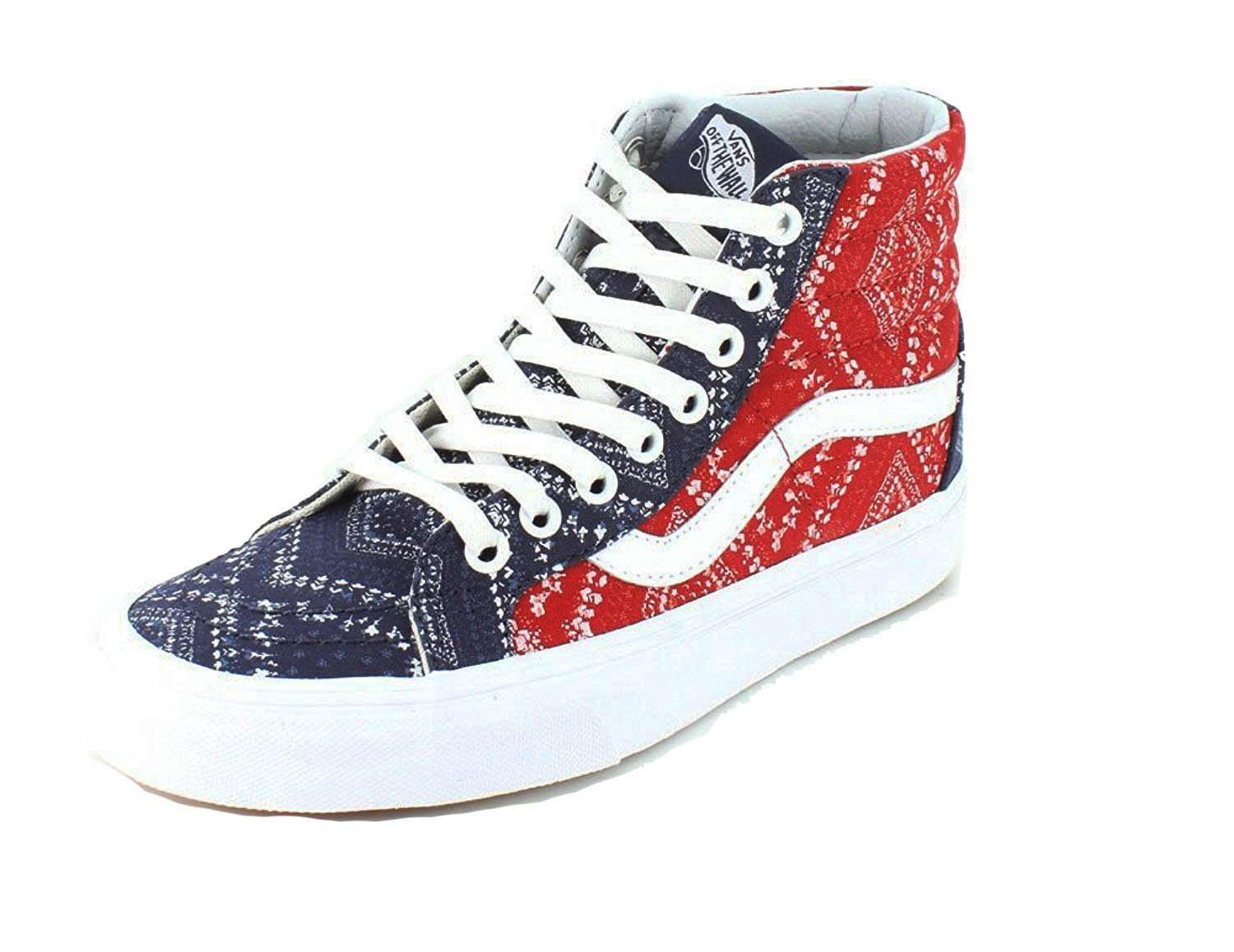0c15f632f4 ... Lyst - Vans Sk8-hi Slim Low Top Lace Up Fashion Sneakers Mul for whole  Vans  Mens ...