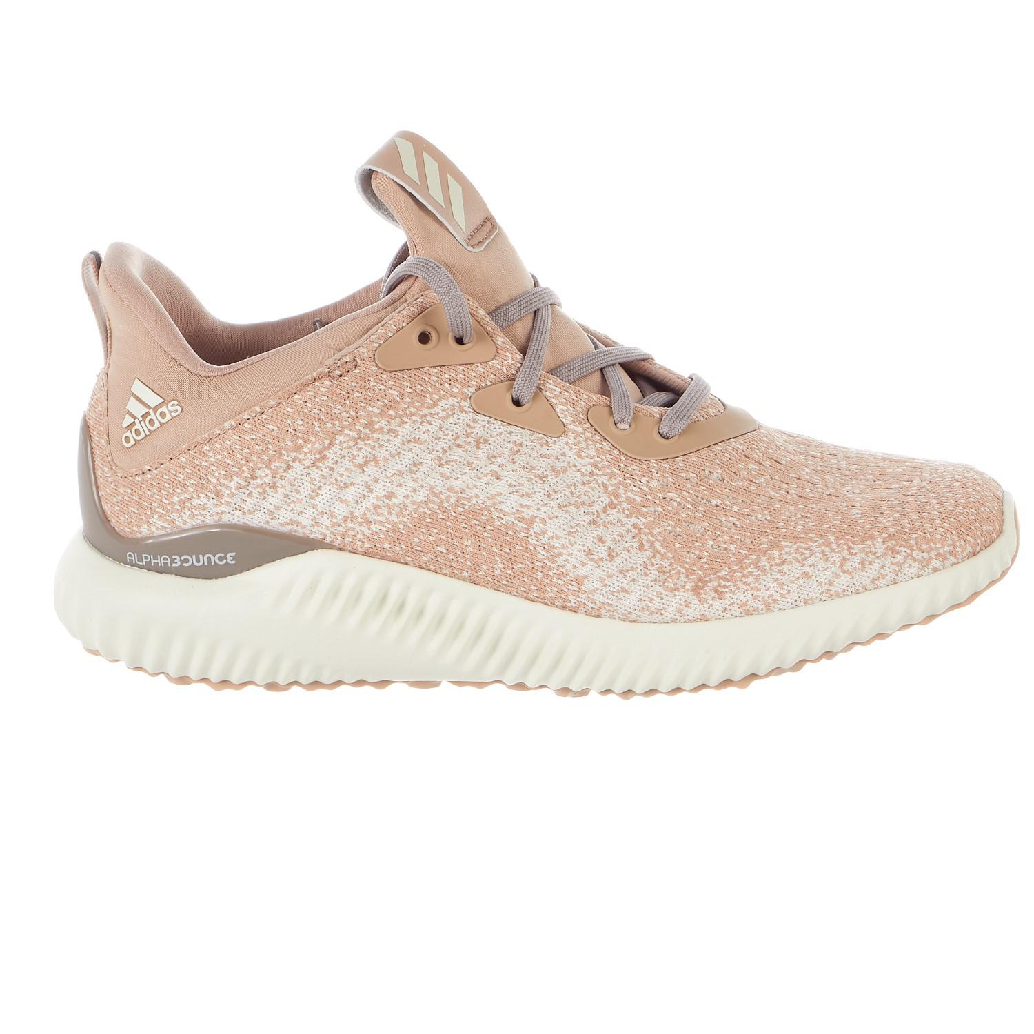 df98a2fce7e61 Lyst - adidas Alphabounce 1 Ash pearl chalk coral grey one Running ...