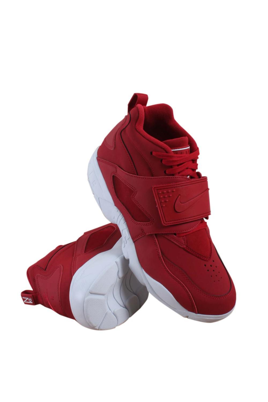 7516c687a2 Nike Air Diamond Turf Deion Sanders 309434-600 in Red for Men - Lyst
