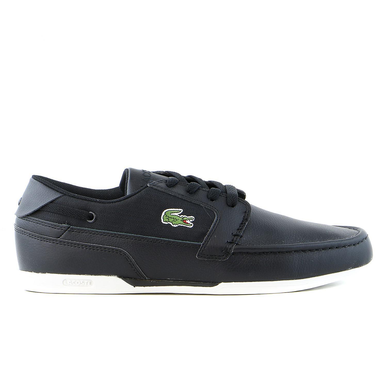 Lacoste. Men's Black Dreyfus Twd Spm Fashion Sneaker ...