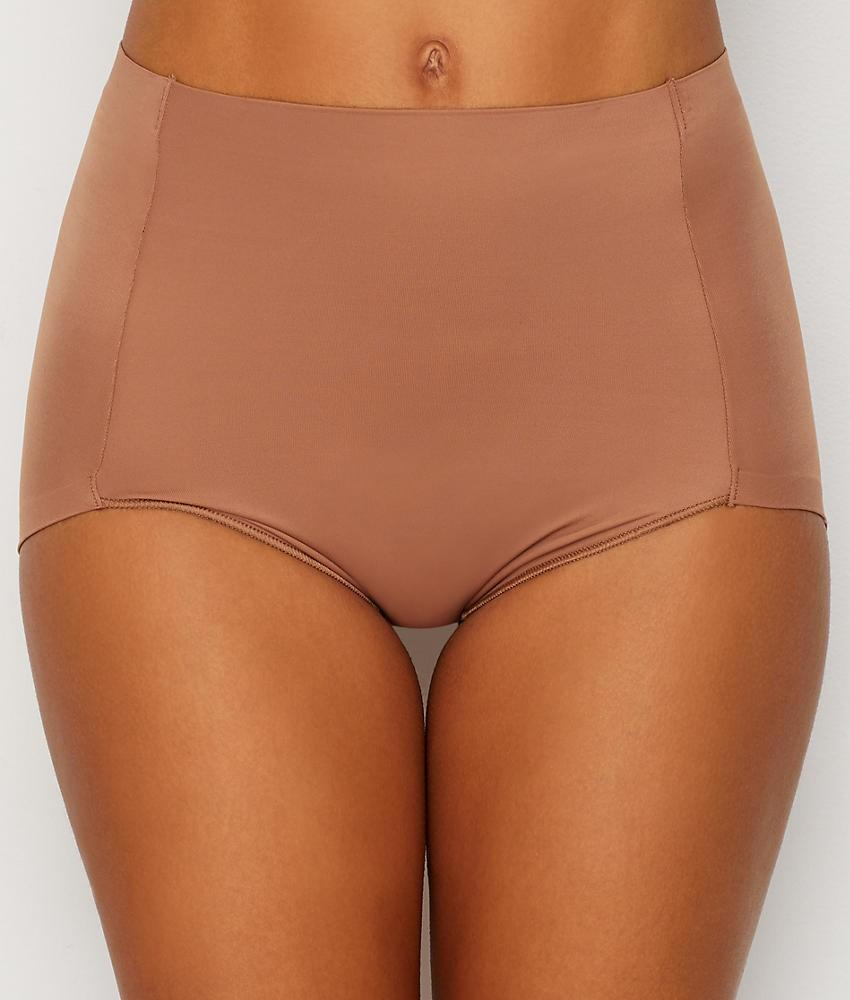 a4bcbdf9f7 Lyst - Maidenform Cover Your Bases Full Brief in Brown