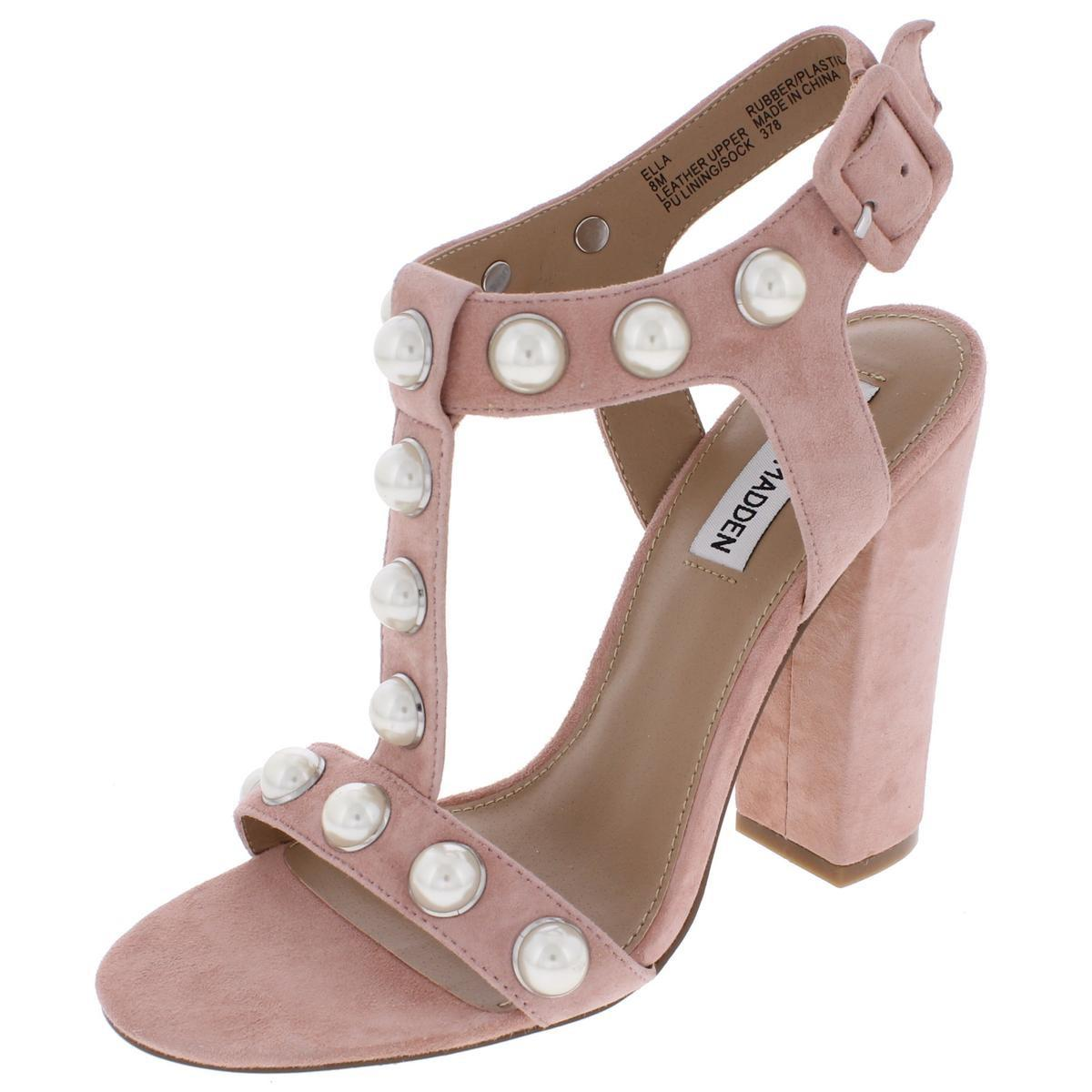 9ccf32cd9e309 Lyst - Steve Madden Ella Open Toe T-strap Dress Sandals