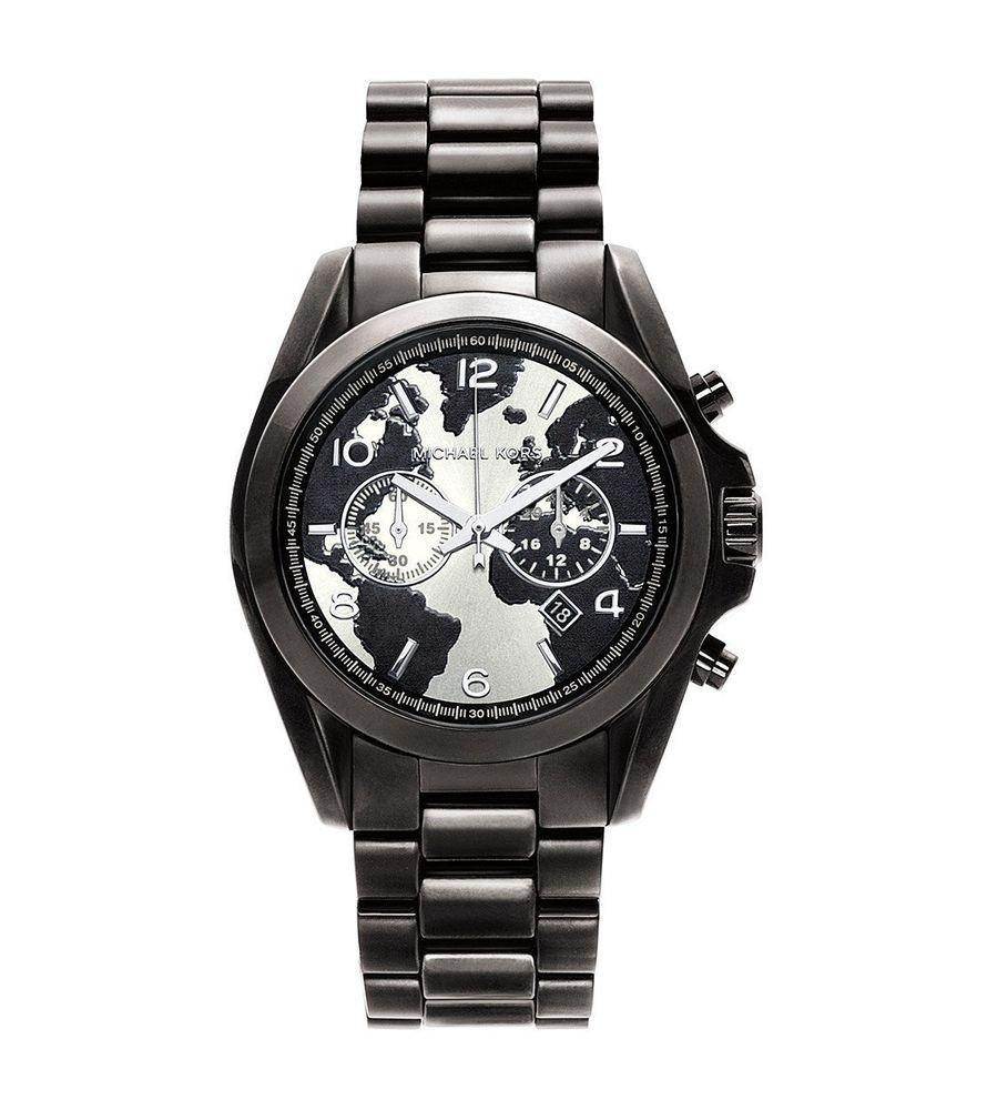 Lyst michael kors mk6271 watch hunger stop oversized bradshaw gallery gumiabroncs Images