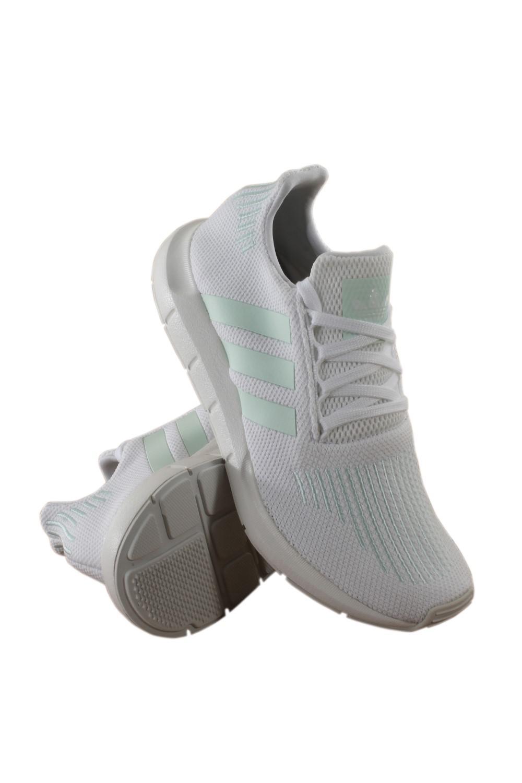 aecfaebd17f3c Lyst - adidas Originals Cg4138 Women Swift Run W Ftwwht greone ...