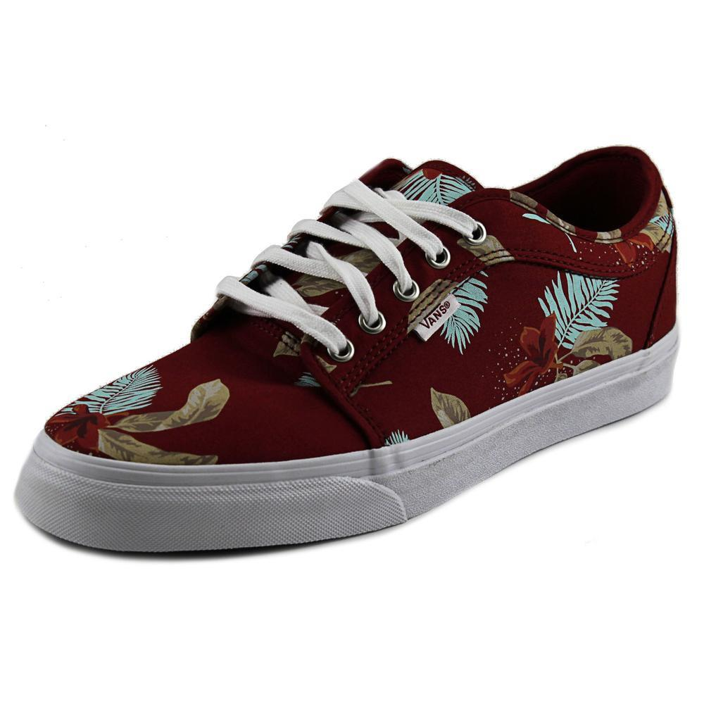 ffa7601772 Lyst - Vans Chukka Low Aloha Chili Pepper Ankle-high Fabric ...