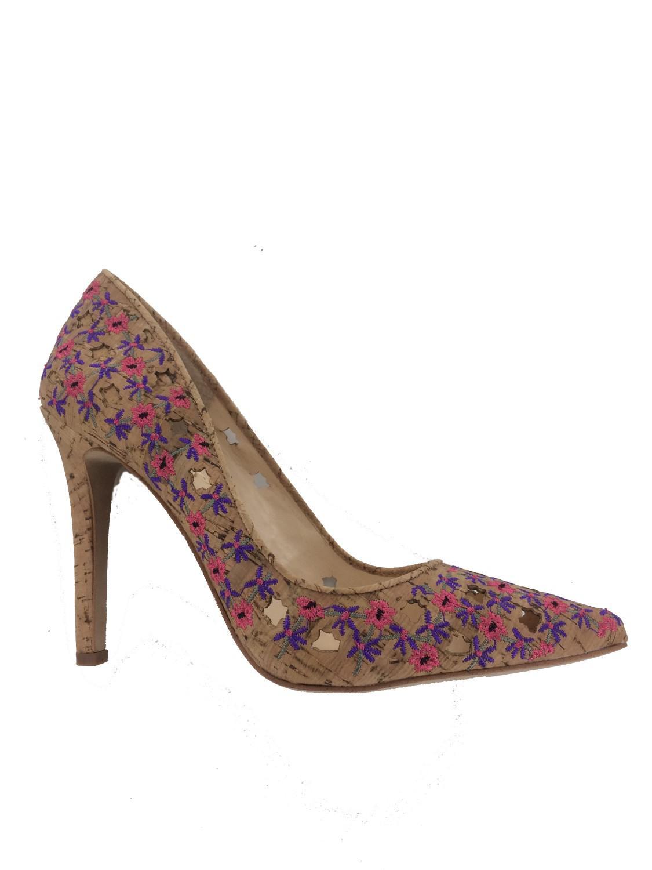 8e4666cbc4f1 Lyst - Jessica Simpson Cassani Pointy Toe Dress Pumps Bronze in Pink