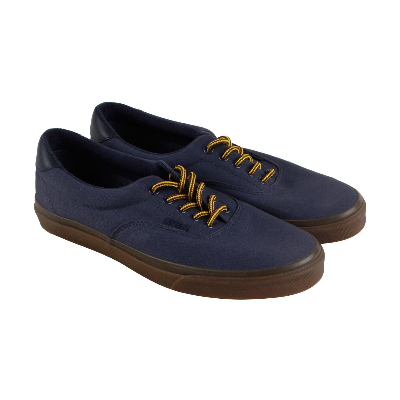 fc132d6217c Lyst - Vans Era 59 Parisian Night Gum Lace Up Sneakers in Blue for Men