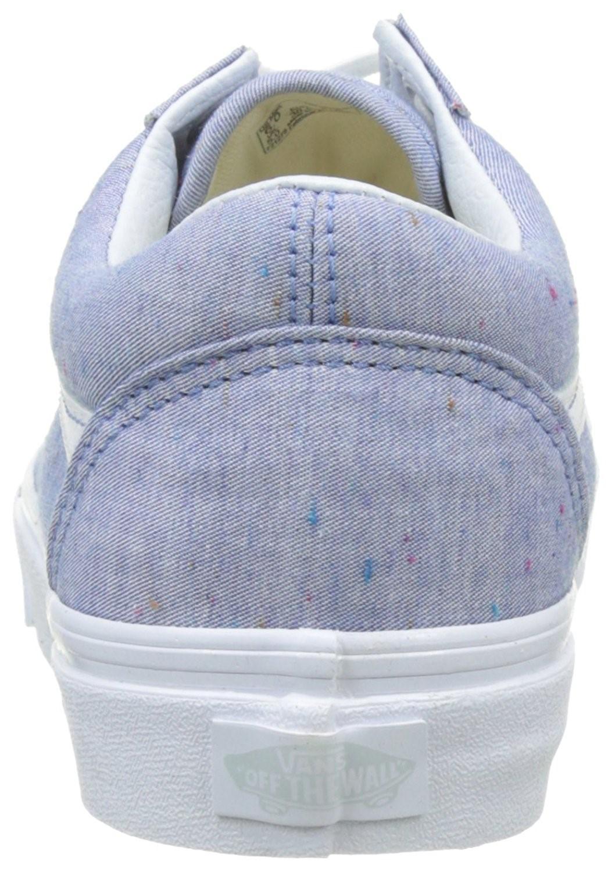 ccfce421d2825c Lyst - Vans Va38g1mut-055d Unisex Old Skool Speckle Jersey Blue ...