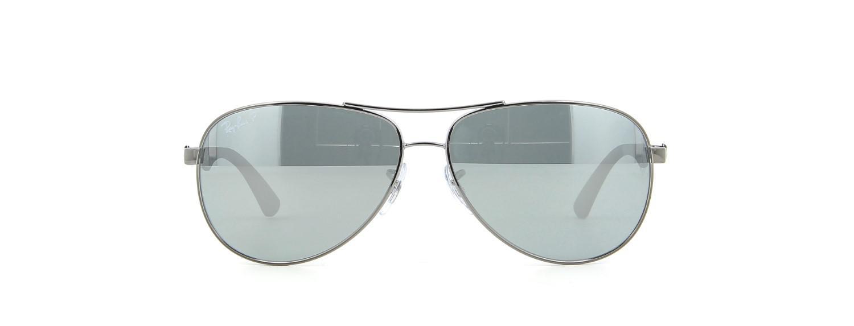 e2d2aae8d6 Lyst - Ray-Ban 0rb8313 004 k6 58 Shiny Gunmetal blue Mirror Silver ...