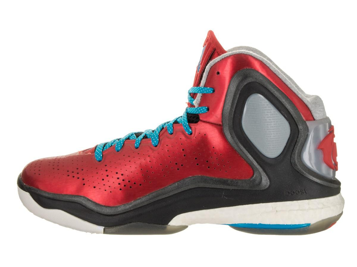 Adidas - Multicolor D Rose 5 Boost Basketball Shoes Size 11 for Men - Lyst.  View Fullscreen