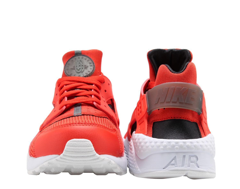 bf277ef6904 Lyst - Nike 318429-609  Air Huarache Habanero  black white Running ...