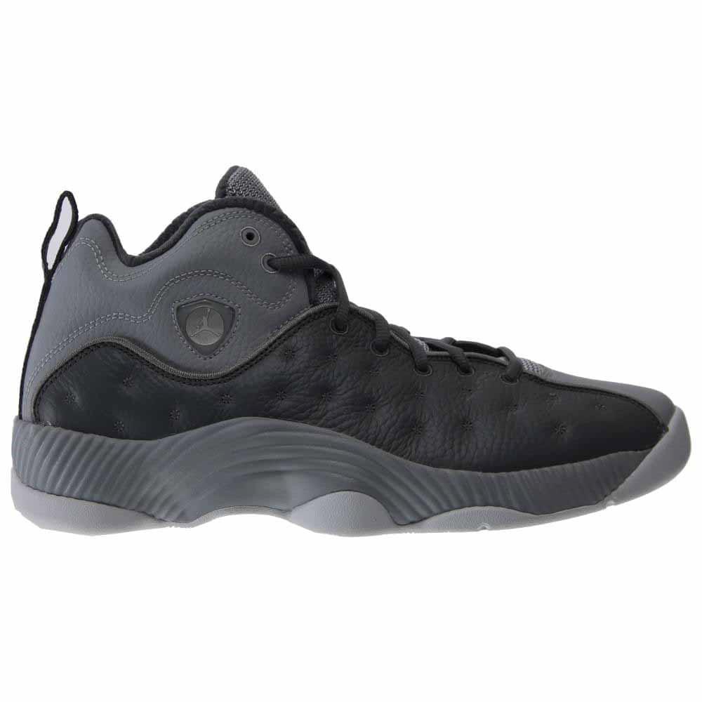check out 25f55 5732a Nike Jordan Jumpman Team Ii High-top Leather Basketball Shoe - 10m ...