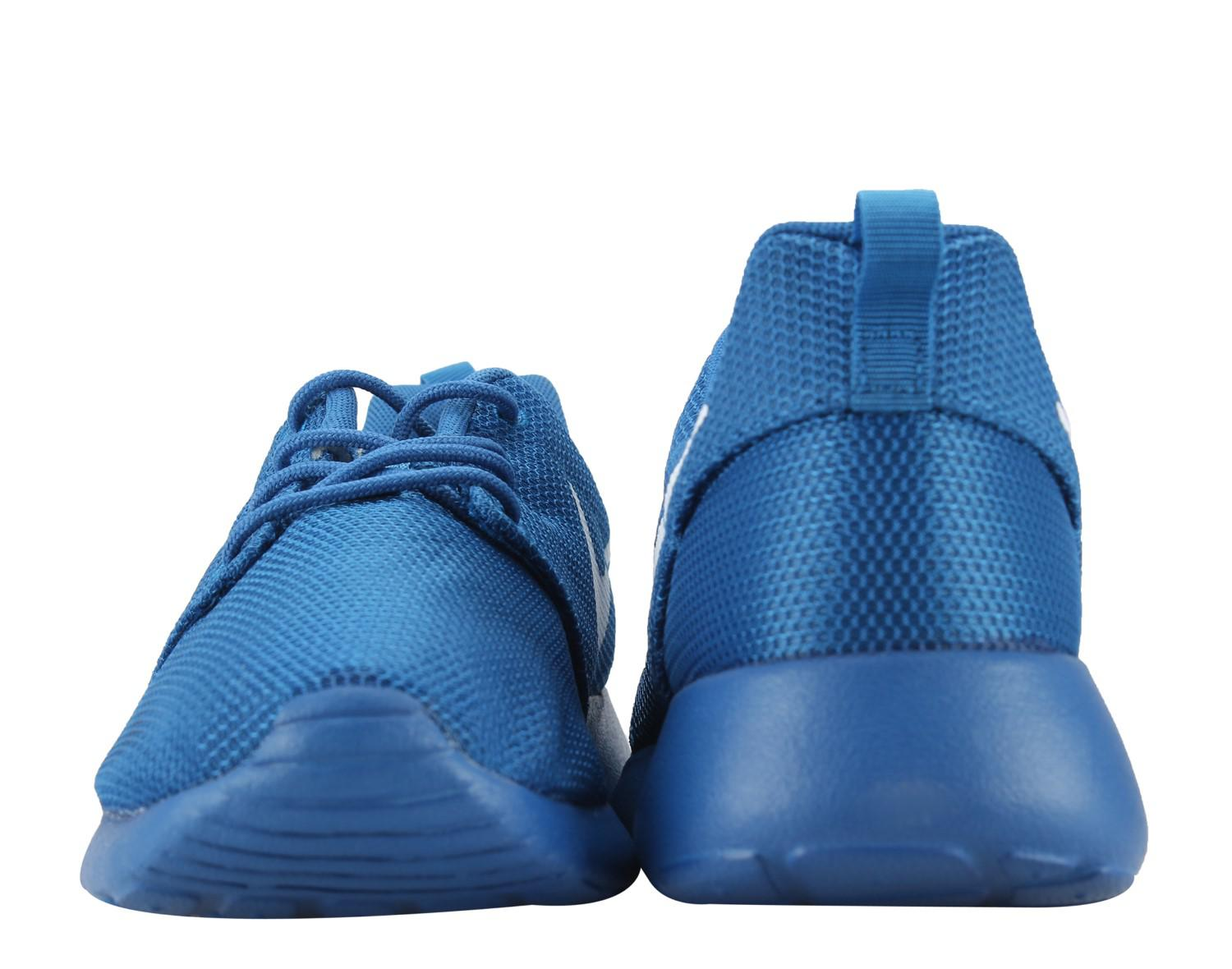 06db67697e11 ... release date lyst nike roshe one running shoes size 10.5 in blue for  men 3d9c4 fd715