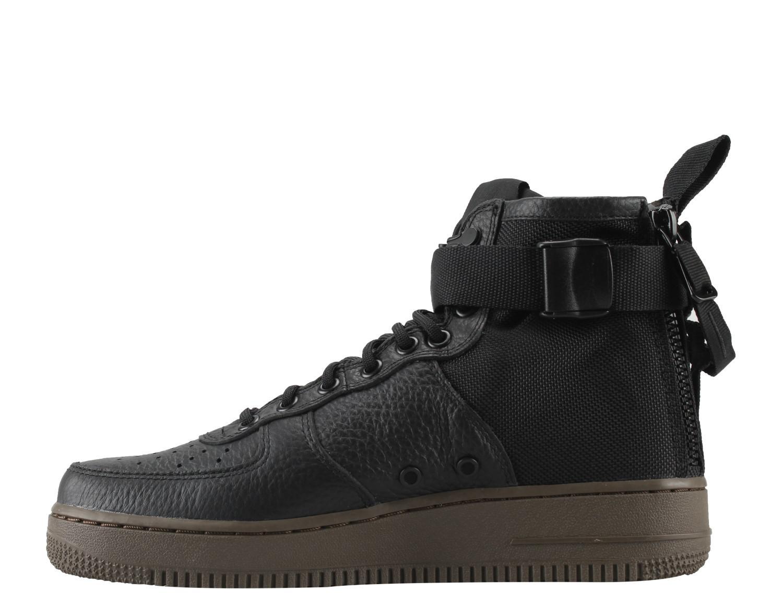 82159a47b79 Lyst - Nike Sf Af1 Air Force 1 Special Forces Black dark Hazel Shoes ...