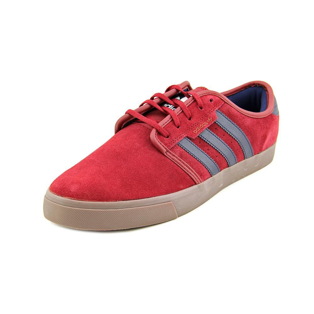 Lyst Cardinal/collegiate Adidas Seeley Skate Shoe Cardinal/collegiate Lyst Navy/gum in faec2c
