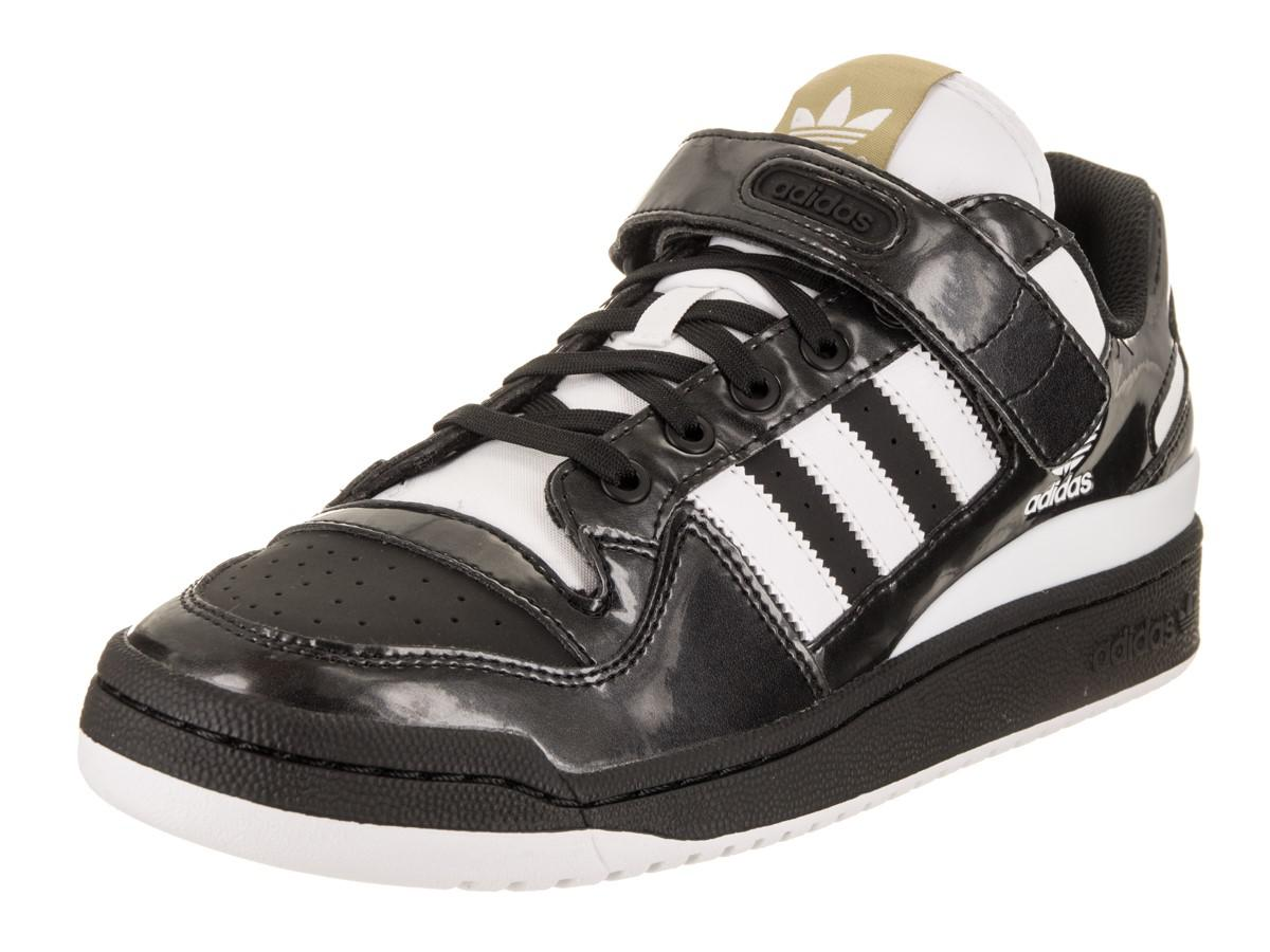 separation shoes db47f ee8ae ... coupon for lyst adidas forum lo originals casual shoe for men 2ffc3  e24c8
