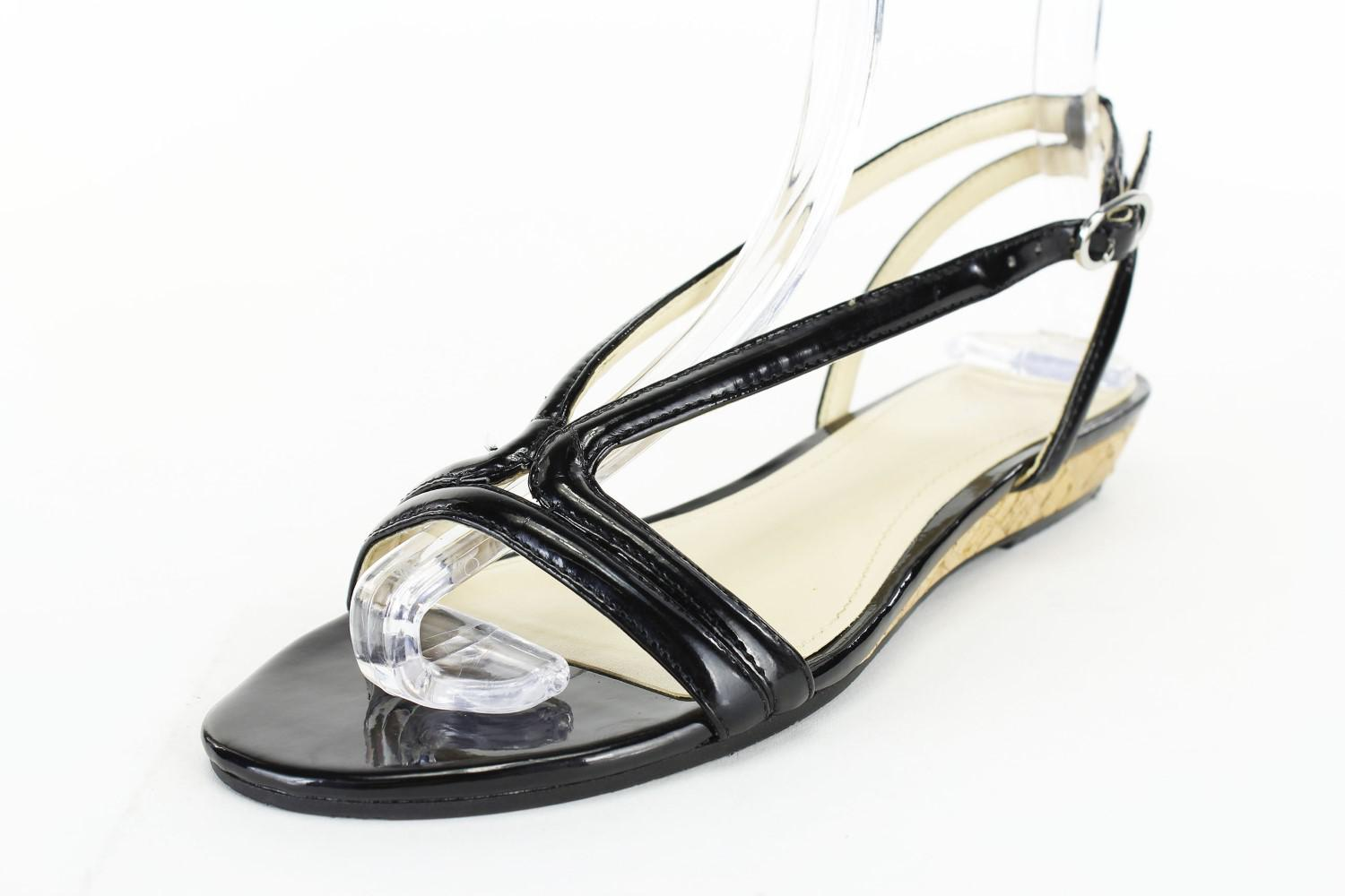 9328ef40c64 Lyst - Calvin Klein Like New Womens Open Toe Sandals Size 7 Us ...