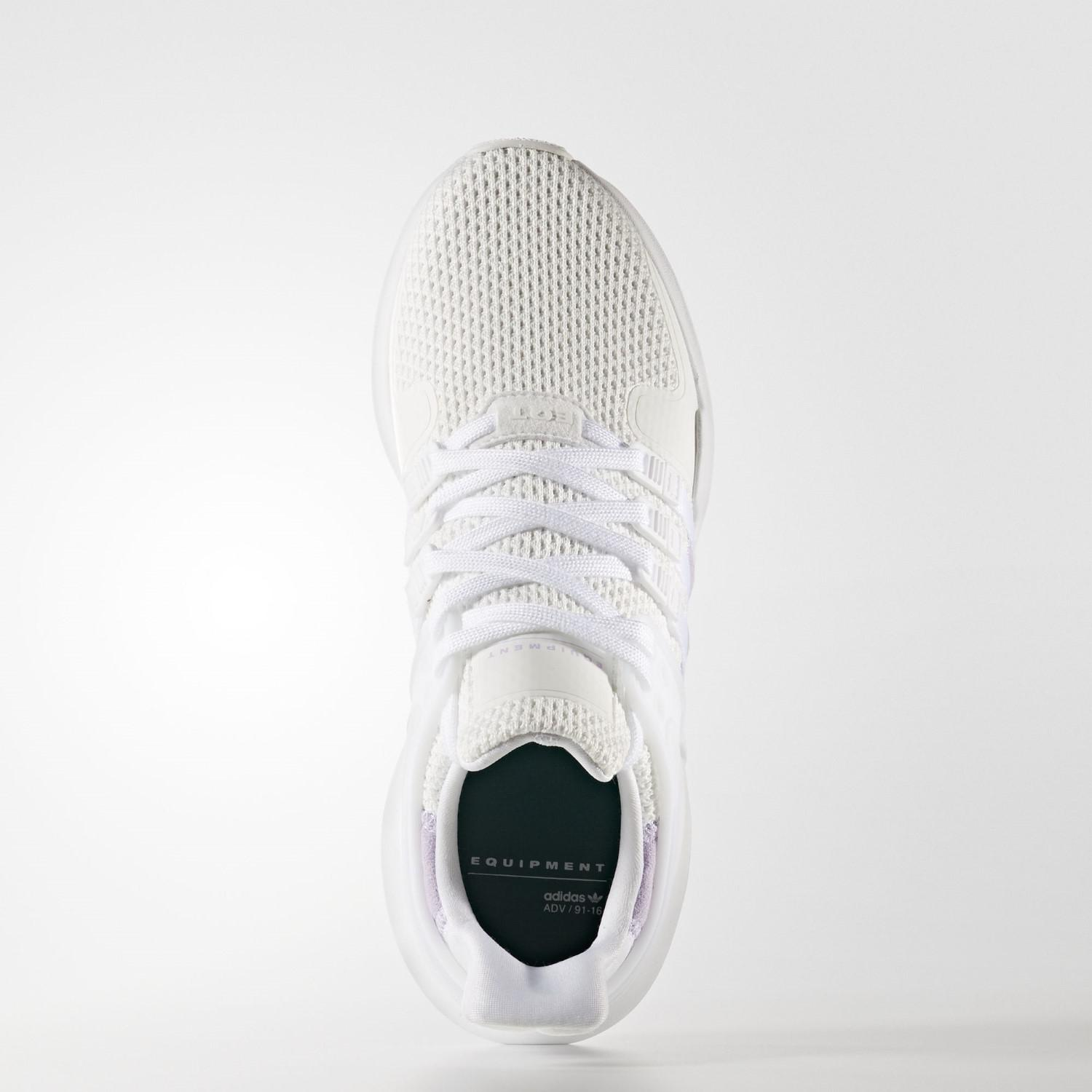 online store add75 0a199 Lyst Support Eqt Shoes In White Adidas Adv HHP4v76g