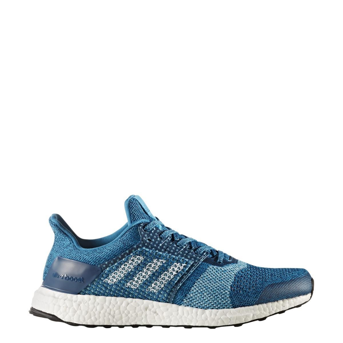 lyst adidas ultraboost st m in blau für männer