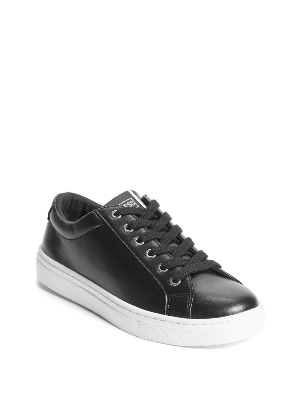 Guess. Women's Black Jaida Low-top Sneakers