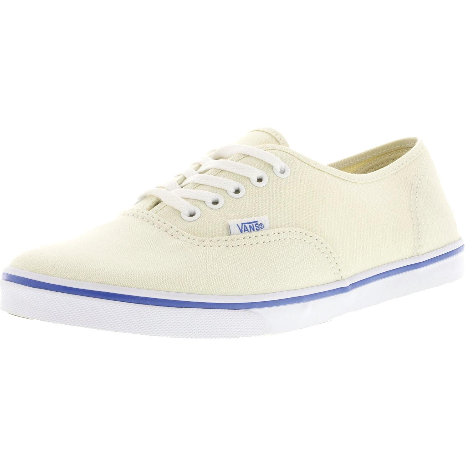 5a91d931d0 Lyst - Vans Authentic Lo Pro Ivory Sneakers in White