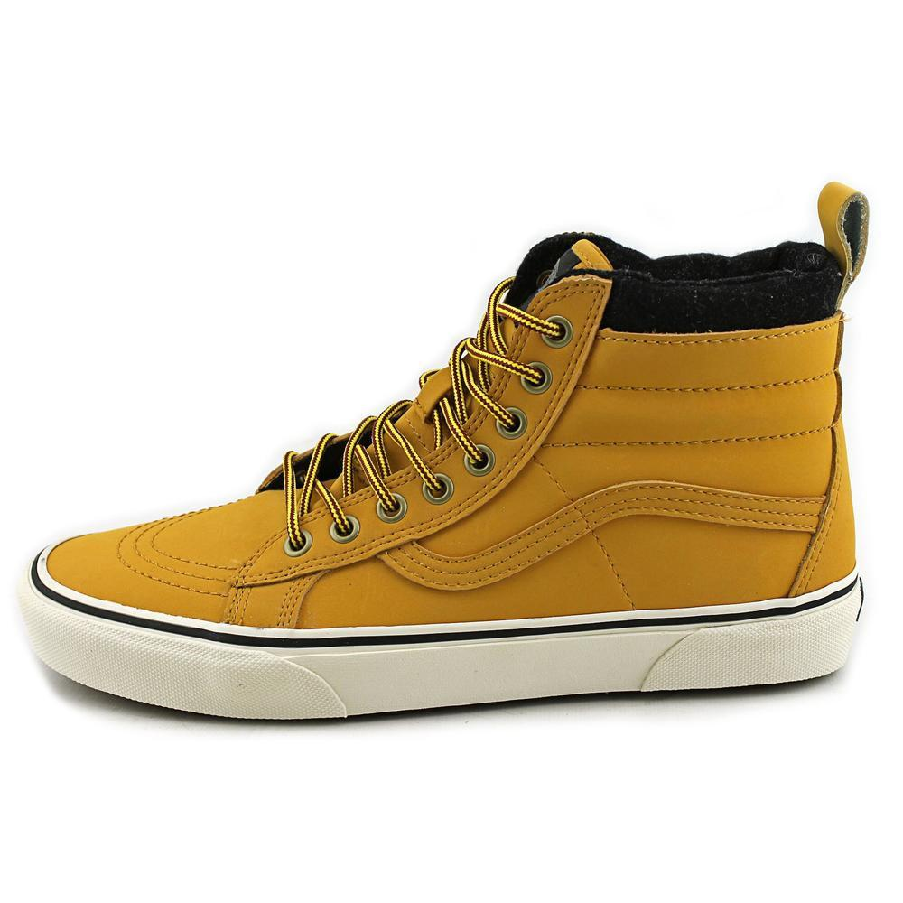 b4786ea3f351e8 Lyst - Vans Unisex Sk8-hi Mte (mte) Honey leather Skate Shoe 8 Men ...