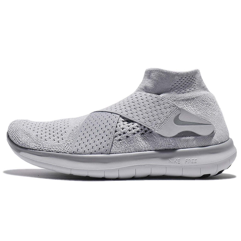 cb30b6e6abe3 Lyst - Nike Free Rn Motion Fk 2017 Running Shoe in Gray for Men