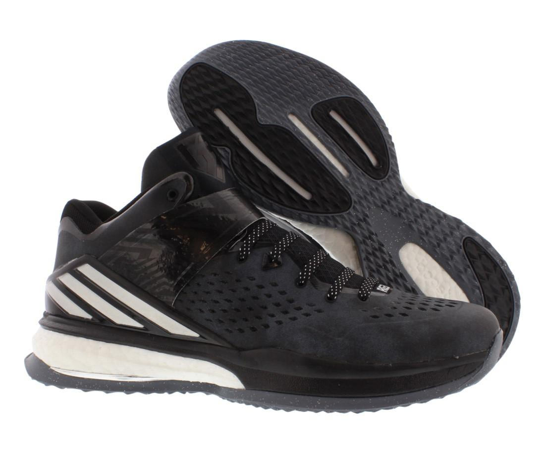 Adidas Rg Iii Energy Boost Mens Shoes Size Black/White UK Online Outlet Store