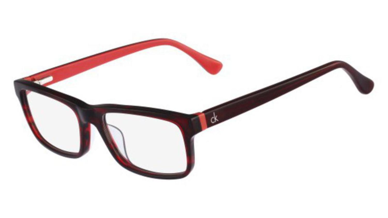 2e3a9d090e Lyst - Calvin Klein Eyeglasses Ck 5820 277 Red Horn in Red