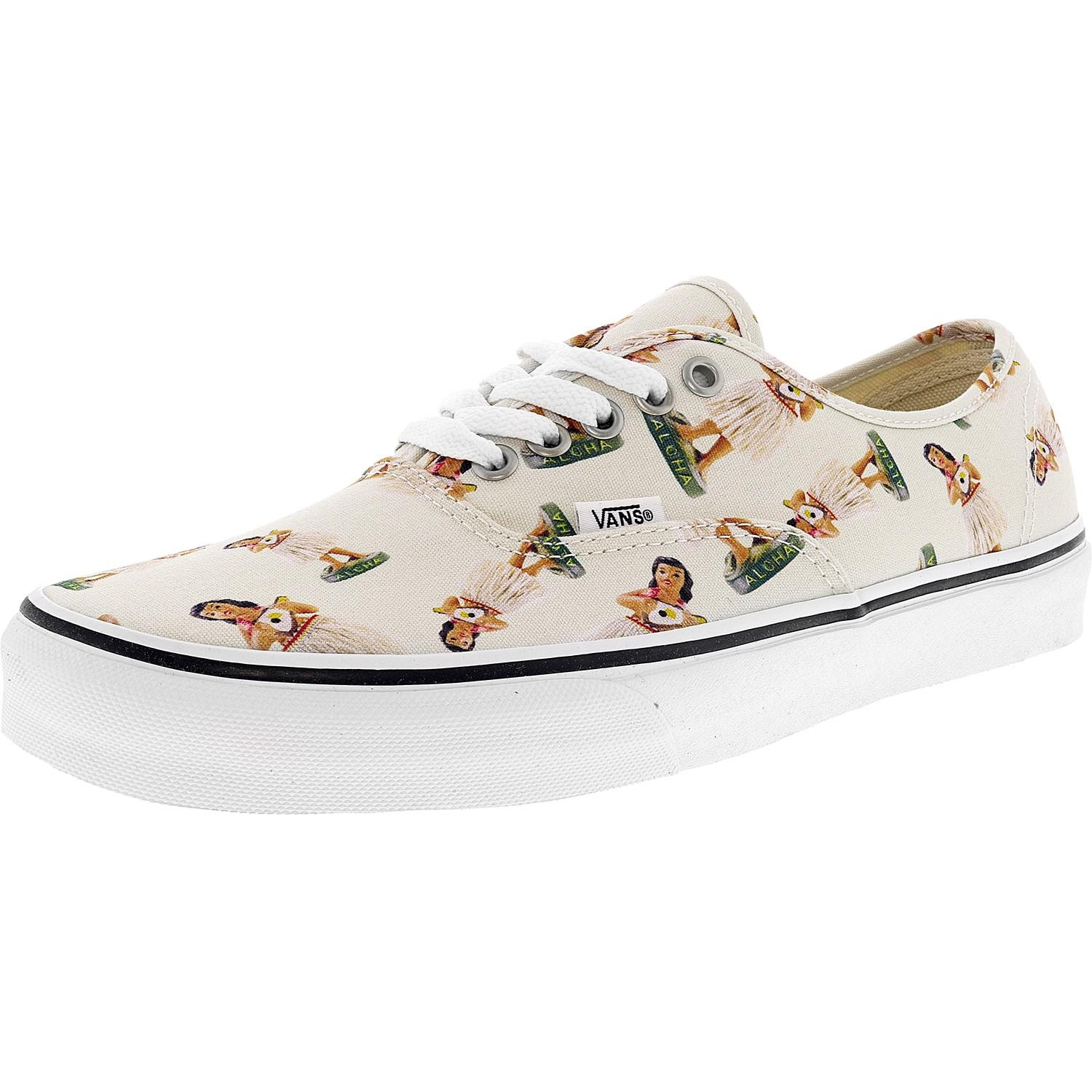 ee0383b6ace Lyst - Vans Authentic Digi Hula Classic White   True Ankle-high ...