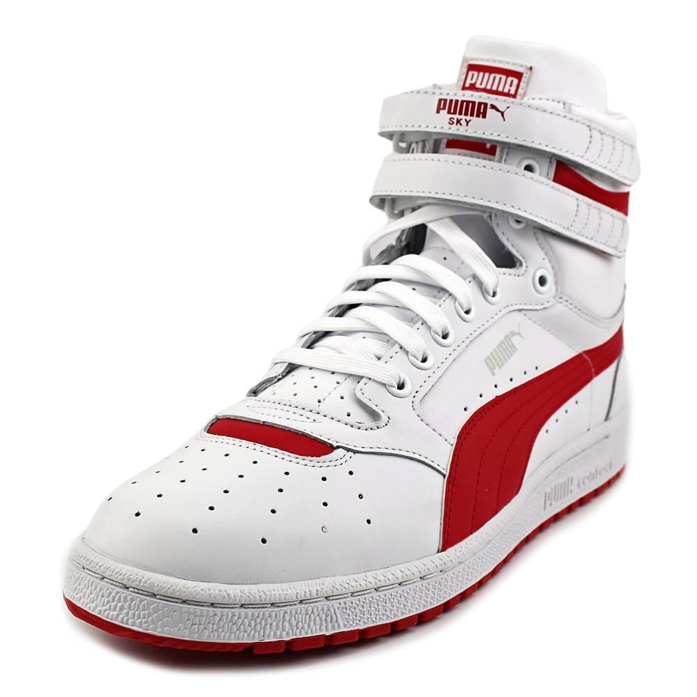 338082b1c9 PUMA - Sky Ii Hi Fg Men Us 13 White Sneakers for Men - Lyst