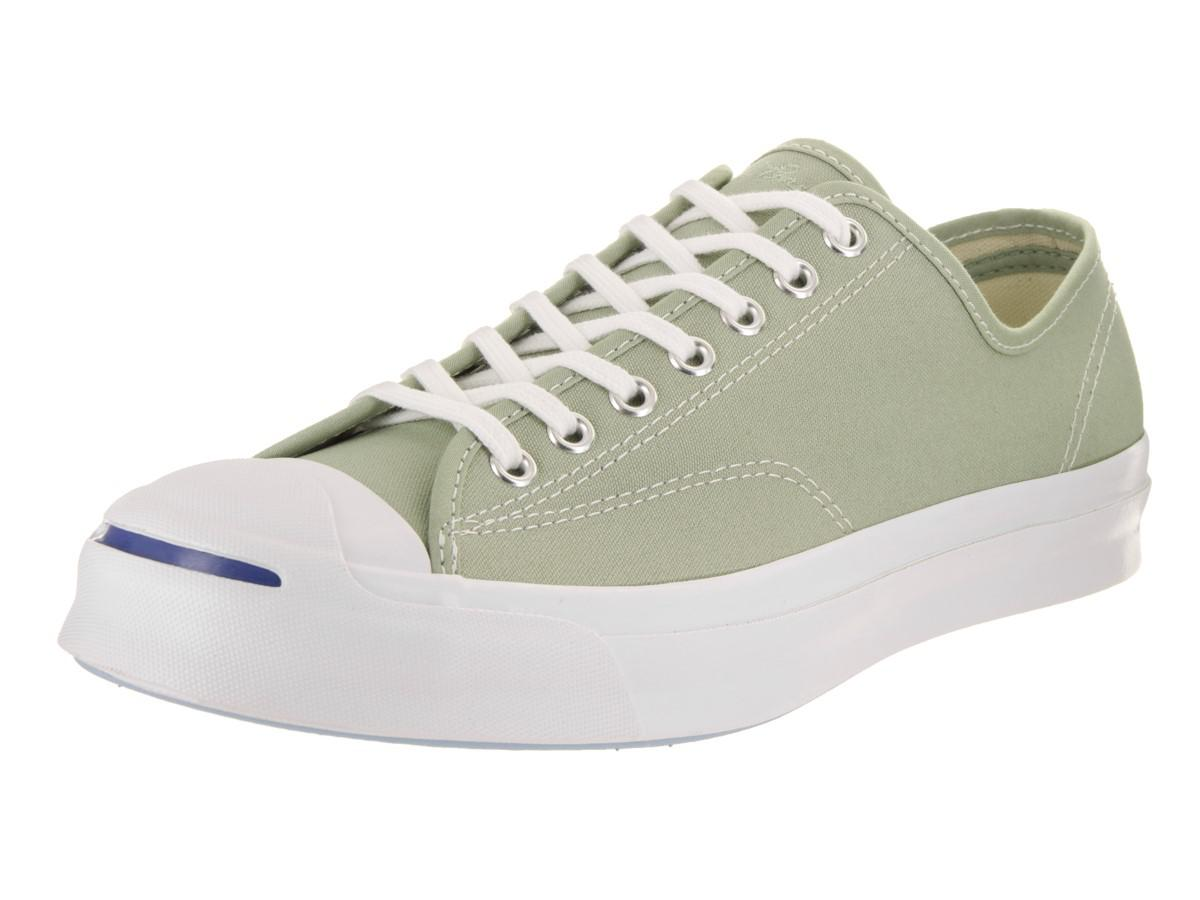 f931712f84b6 Lyst - Converse Unisex Jack Purcell Signature Ox Dried Sage white ...