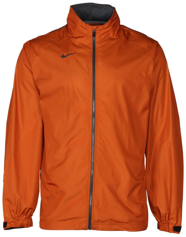 8d1e4d9e8b70 Lyst - Nike Storm Fit Full Zip Sideline Football Jacket-orange gray ...