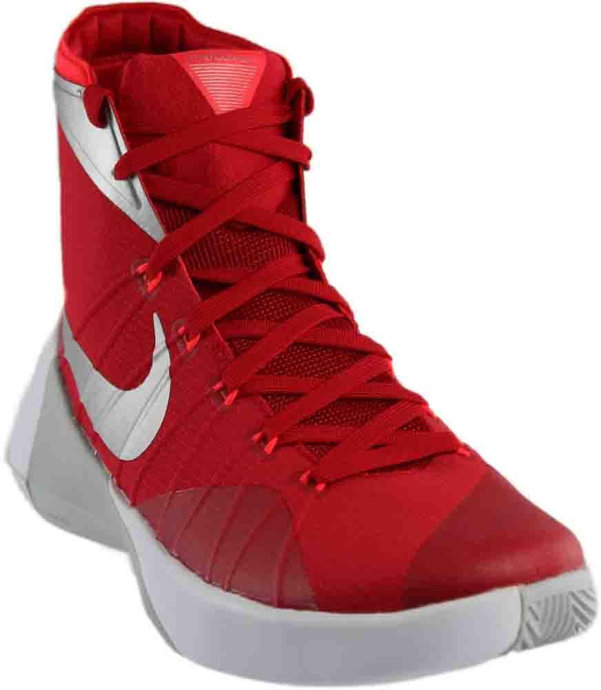 09c3153191ad Lyst - Nike 2015 Hyperdunk Basketball Shoes 749645 605 (university ...