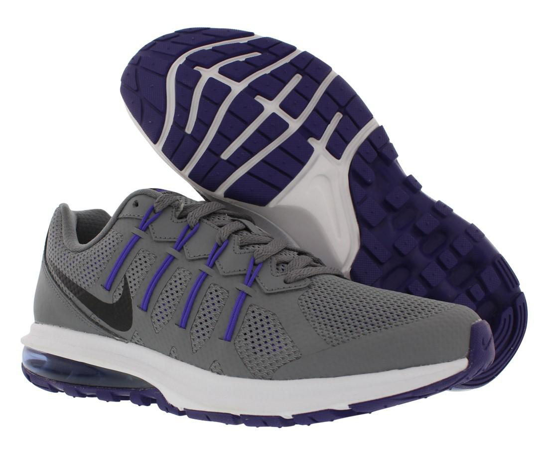 new product 29e08 57b8b Lyst - Nike New Air Max Dynasty Running Shoe Grey purple 6 in Gray ...