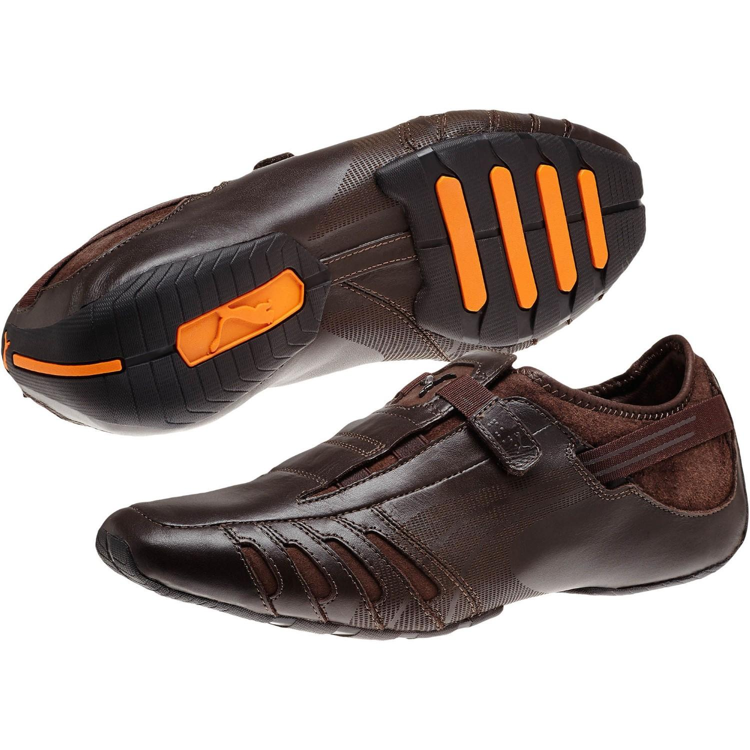 ed3290cffd3126 Lyst - PUMA Vedano Shoes in Brown for Men