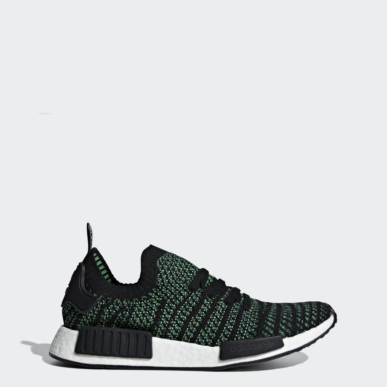 ef48f70ad Lyst - adidas Nmd r1 Stlt Primeknit Shoes in Black for Men - Save 16%