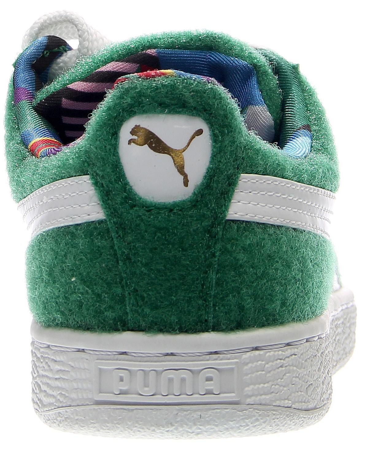 8a5e0ee7333 PUMA - Green X Dee   Ricky Basket - Lyst. View fullscreen