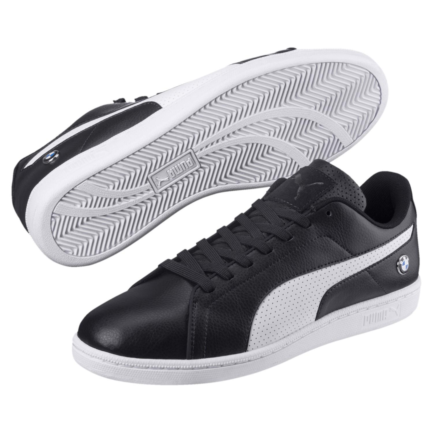 Lyst - PUMA Bmw M Motorsport Court Perf Sneakers for Men 304ae8d8c