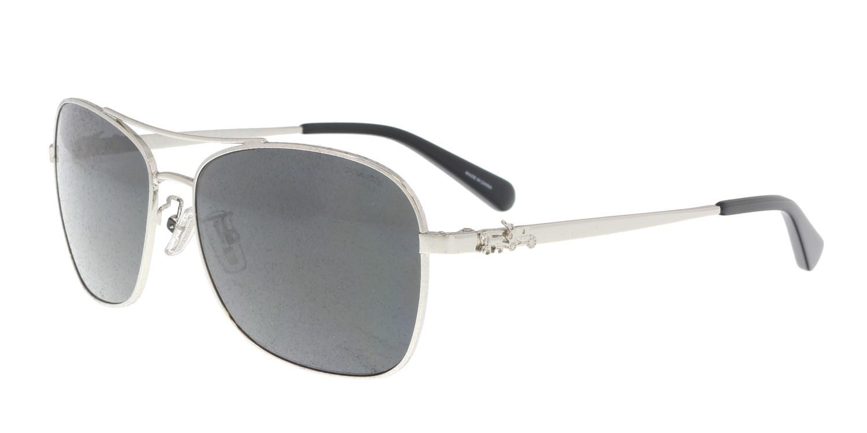cd264595d4a14 ... germany lyst coach hc7080 900187 aviator sunglasses in metallic for men  208c1 3678f