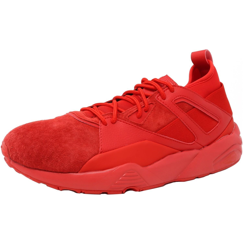 5bfa08b2c4c48 Lyst - PUMA Blaze Of Glory Sock Mono Casual Sneakers in Red for Men ...