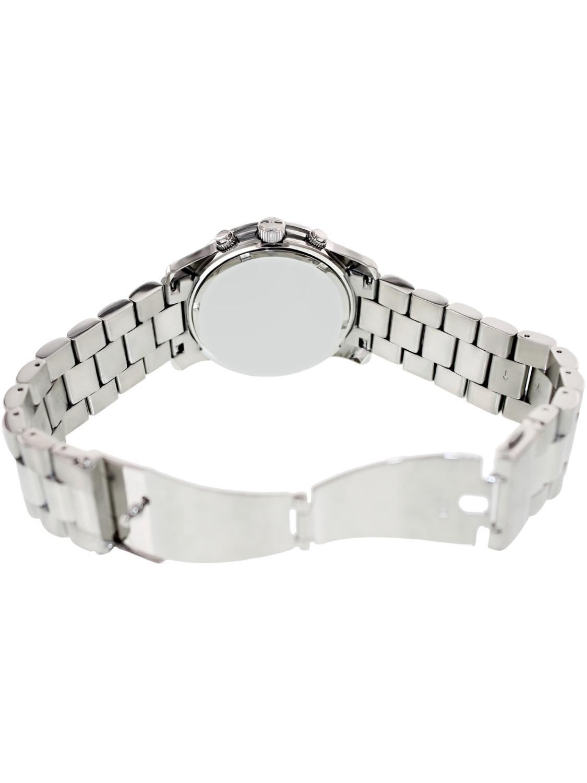 6da72c79ce0 Lyst - Michael Kors Mk5076 Runway Stainless Steel Watch in Metallic